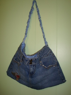 Mini Skirt Purse