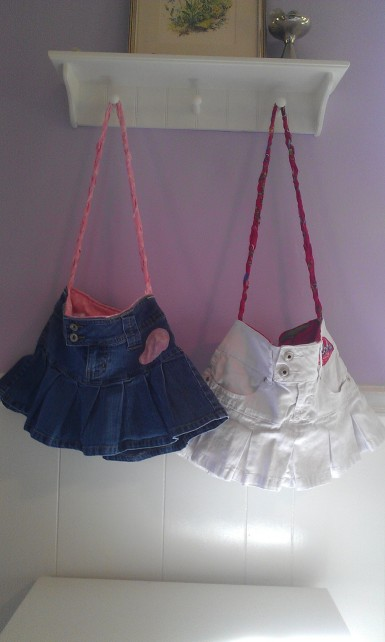 Skirt Purses