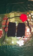 Newborn Leg Warmers and Headband