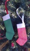 Origami Stockings