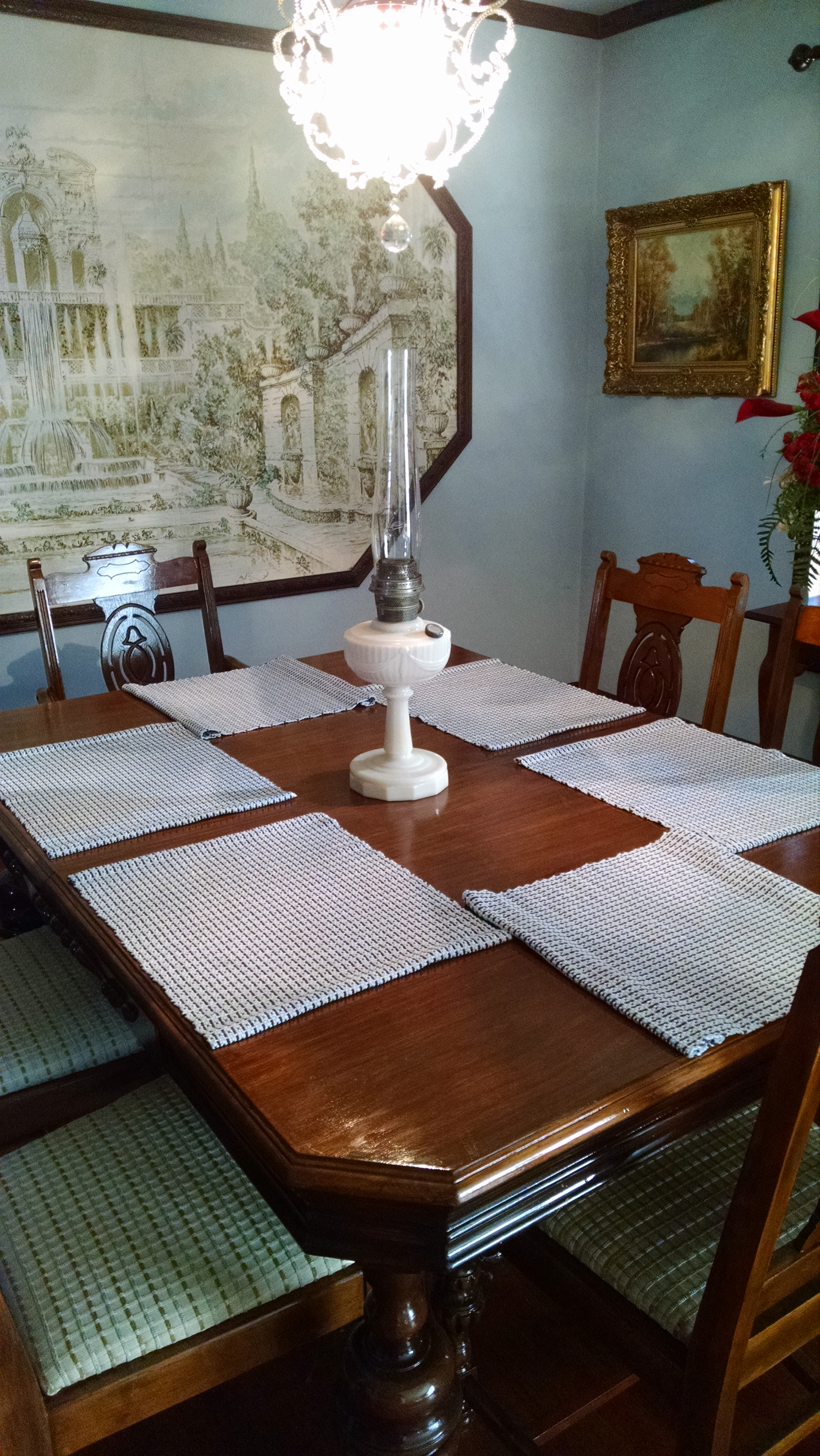 handwoven placemats lili mum s we re