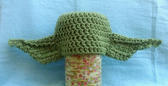 Yoda-Inspired Hat