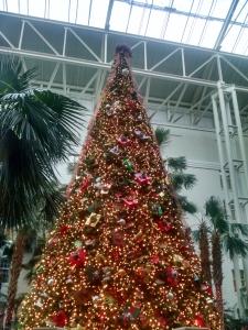 Christmas Tree at Opryland Hotel
